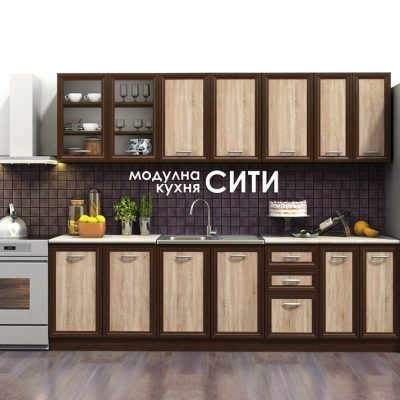 Модулна кухня Сити