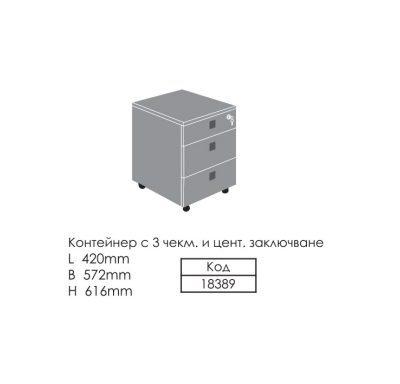 PREZIDENT-контейнер