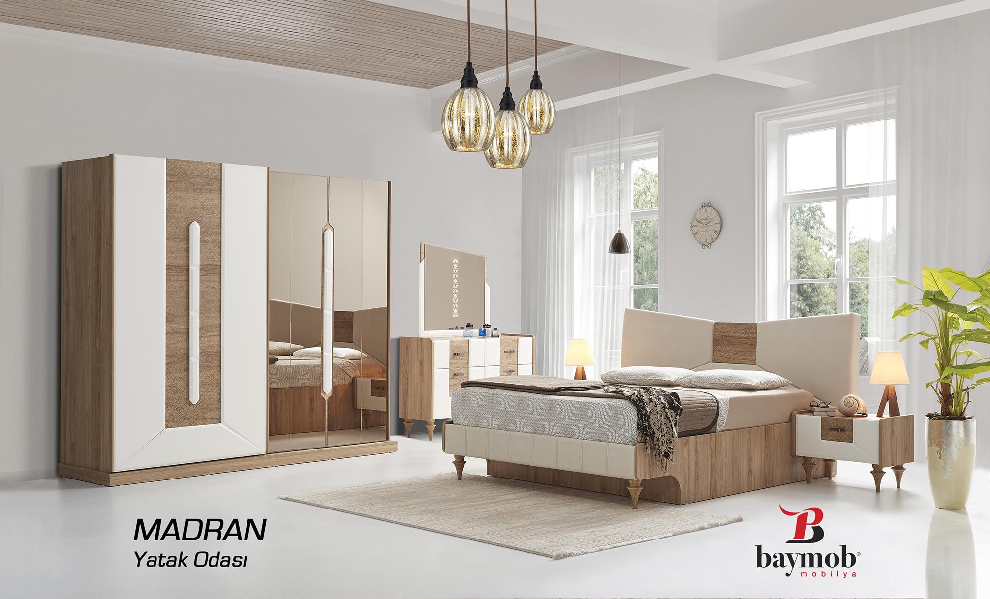 Спалня MADRAN