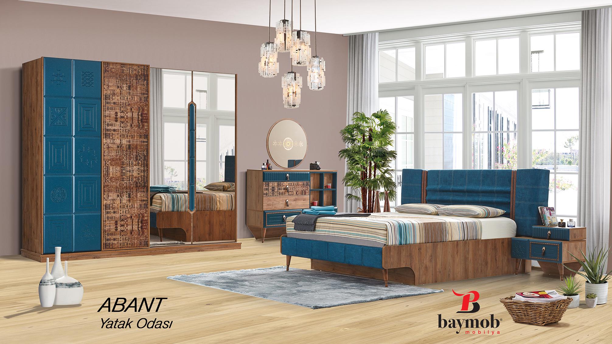 спалня ABANT