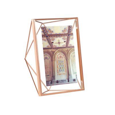 """UMBRA Рамка за снимки """"PRISMA"""" - цвят мед - 13х18см"""