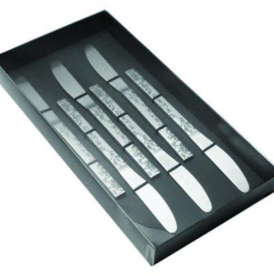 """HERDMAR Комплект десертни ножове """"TURINI №2"""" -  6 бр."""