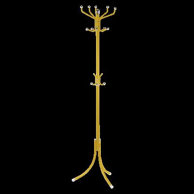 Закачалка за дрехи Carmen 128 - жълт