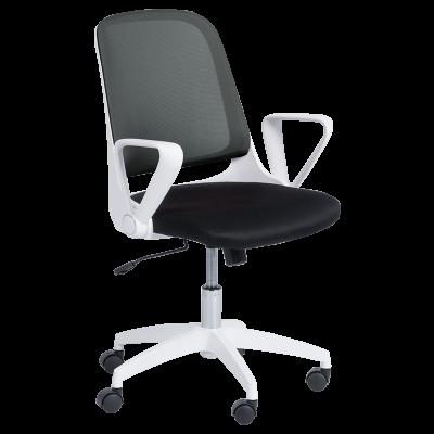 Работен офис стол Carmen 7033 - сиво - черен