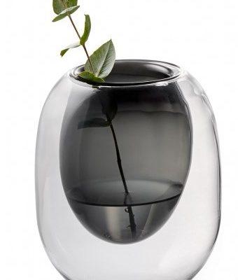 "PHILIPPI Стъклена ваза ""LOUISA"" - L размер"