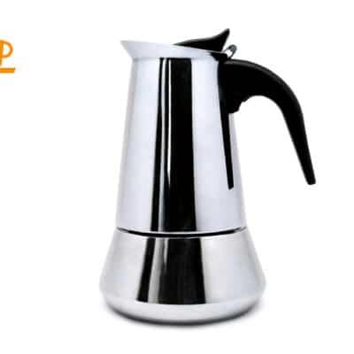 Nerthus Стоманена кафеварка за 4 кафета