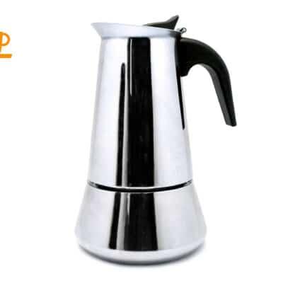 Nerthus Стоманена кафеварка за 6 кафета