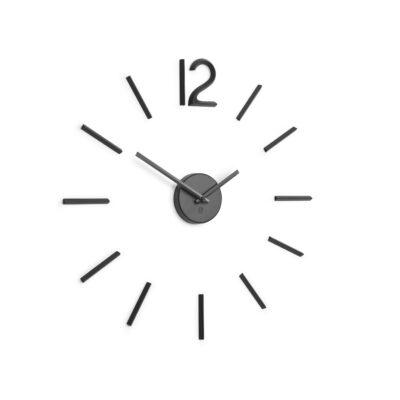 """UMBRA Стенен часовник """"BLINK"""" - цвят черен"""