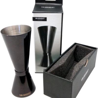 Vin Bouquet Професионална доза за течности - 25/50 мл. - черна
