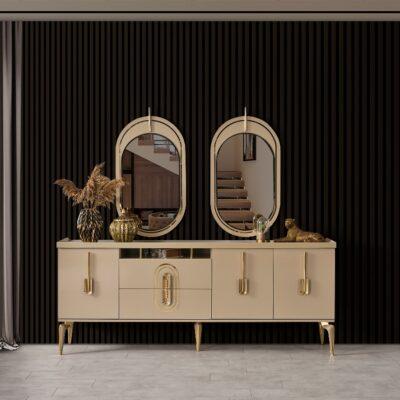 Конзола с огледало Gocek
