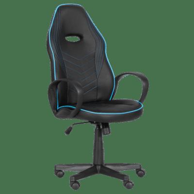 Геймърски стол Carmen 7530 - черно - син