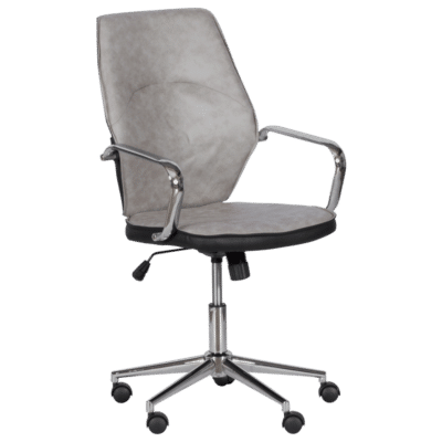Работен офис стол Carmen 6374-1 - сив