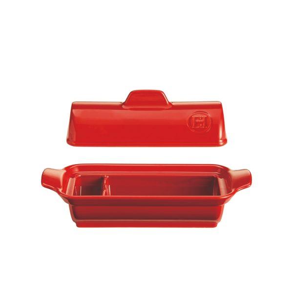 5 х 10 см - цвят червен