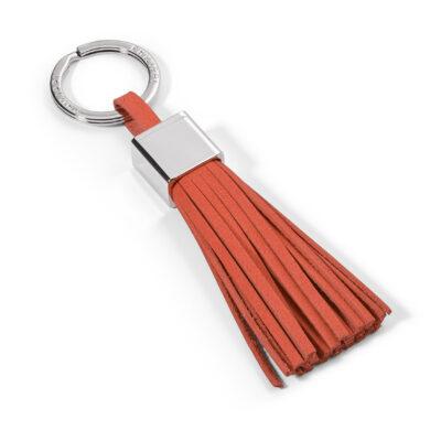 """PHILIPPI  Ключодържател """"GALA""""- цвят оранжев"""